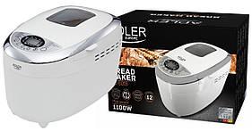 Хлебопечка ADLER AD6019 12 программ
