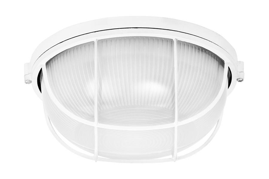Светильник MAGNUM MIF 012 100W E27 белый с решеткой