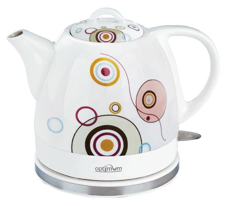 Керамічний електричний чайник Optimum CJ-1310