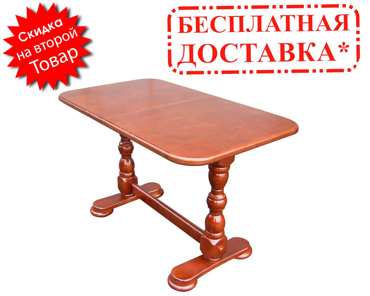 ✅Стол деревянный 2-КР Паклин