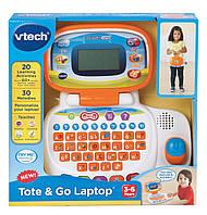 Интерактивный детский ноутбук Tote&Go Laptop, VTech США