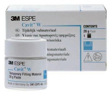 Cavit W (Кавит В), материал для временного пломбирования после эндодонтического лечения.