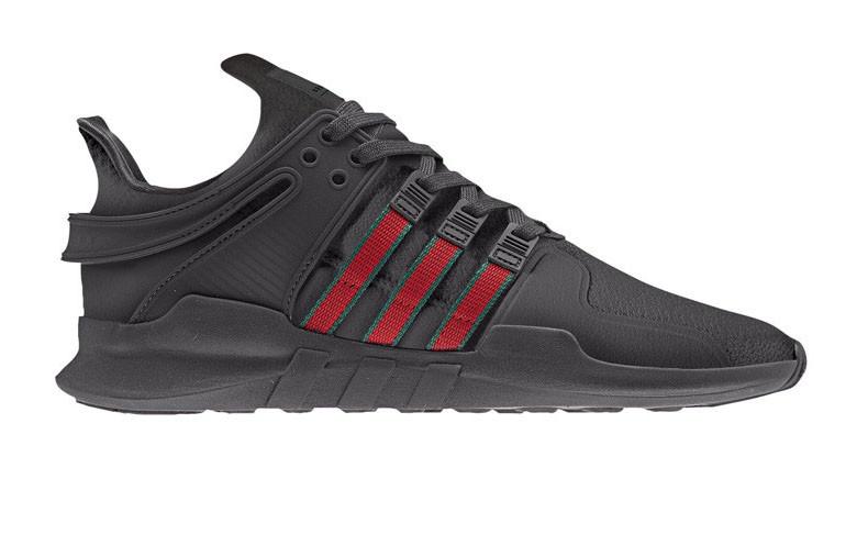 Кроссовки мужские Adidas EQT Guuci