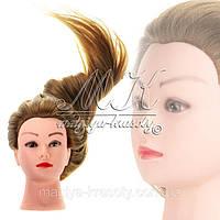 Натуральные или искусственные: выбираем подходящий манекен для парикмахеров
