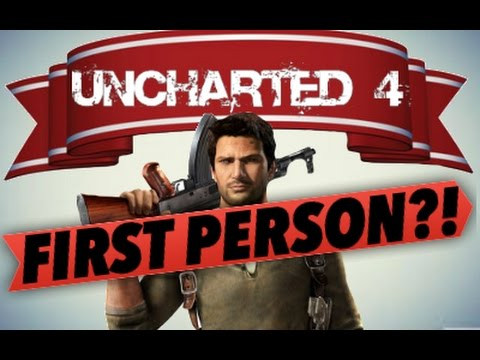 LIVE ACTION UNCHARTED 4 : First Person Shooter