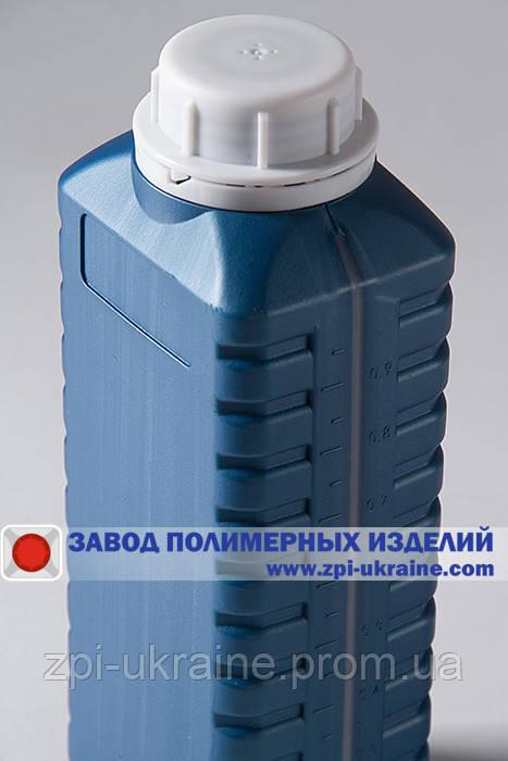 Бутылки канистры  для  химии 1л -3 л - Завод Полимерных Изделий  в Одессе