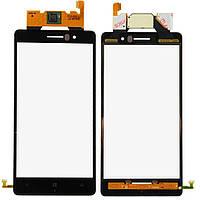Сенсорное стекло Nokia Lumia 830