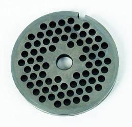 Решітка NR8 середня (4mm) для м'ясорубки Zelmer 86.3161 (ZMMA148X) 10003880