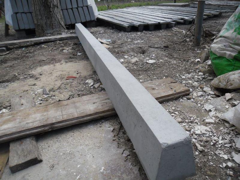 Форма для столба из бетона купить бетонная смесь пузырится