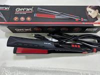 Утюжок выпрямитель для волос Gemei GM-2968 для любого типа волос