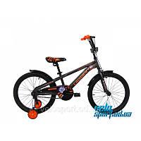 Детский велосипед Crosser G960 IRON MAN 20