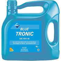 Всесезонное  масло ARAL Blue Tronic 10W-40 4 литра