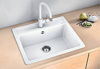 Гранитная кухонная мойка Blanco Legra 6 (белый), фото 1