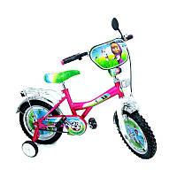 Велосипед Маша и медведь 14 BT-CB-0023
