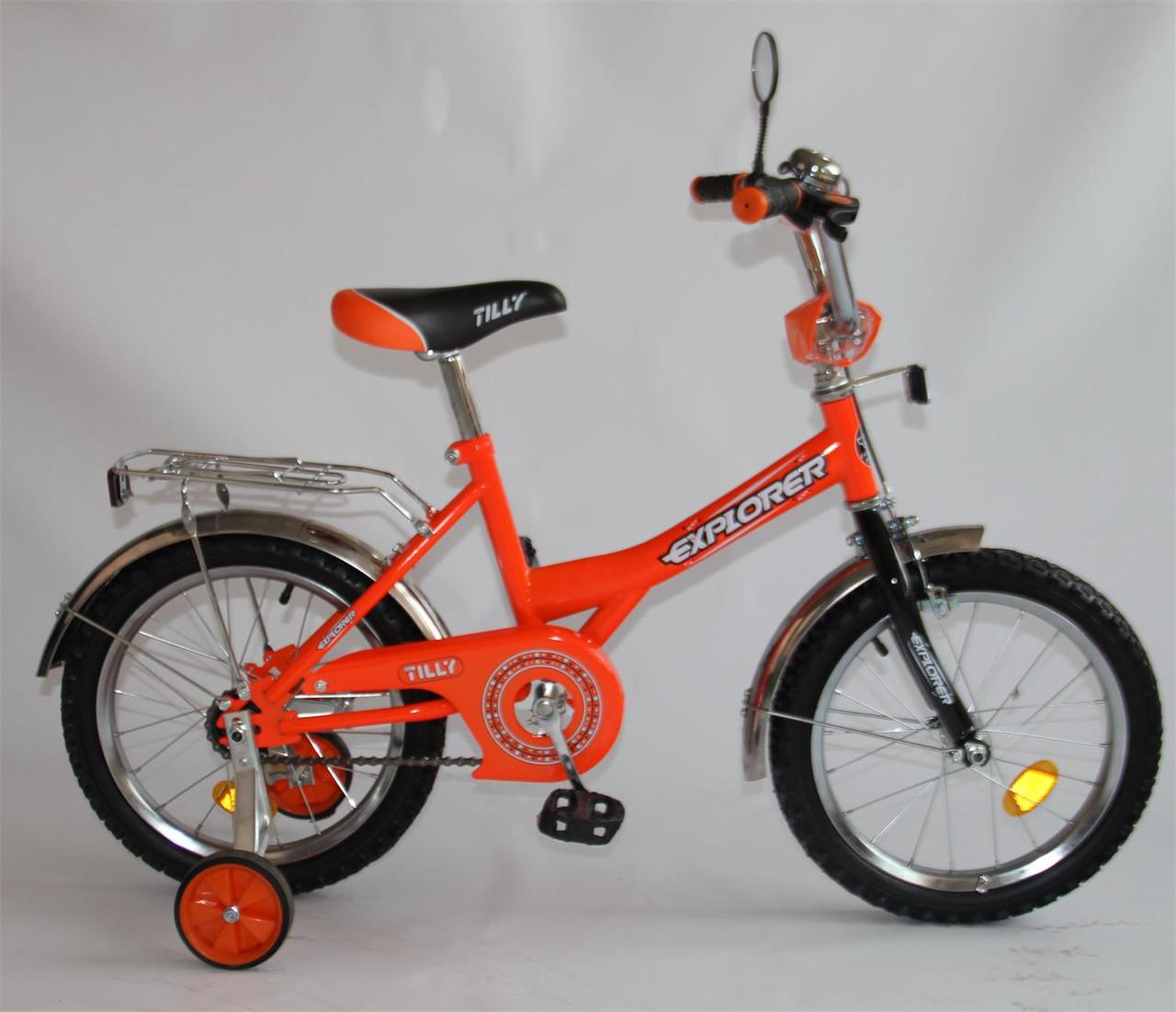 Велосипед EXPLORER 16 BT-CB-0028