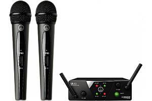 Радіосистема AKG WMS40 Mini2 Vocal Set BD US25A/B