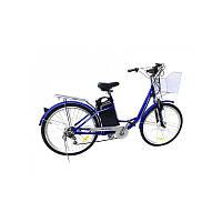 """Электровелосипед  дорожный Kelbbike 26"""" с трансмиссией Shimano"""
