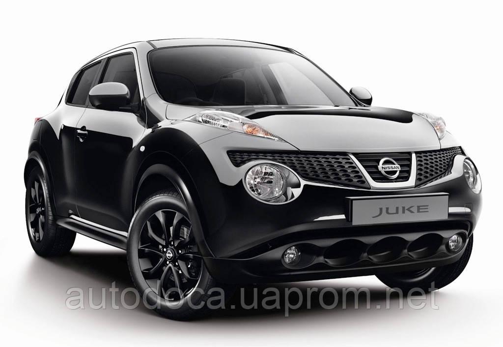 Накладка заднего бампера Nissan Juke