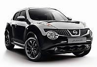Накладка заднего бампера Nissan Juke , фото 1