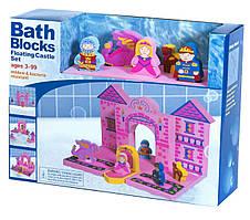 Плаваючі блоки для ванної Just Think Toys Замок Принцеси (22086), фото 2