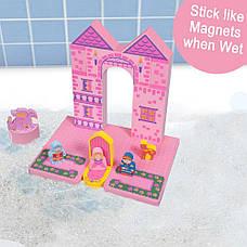 Плаваючі блоки для ванної Just Think Toys Замок Принцеси (22086), фото 3