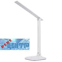 Светодиодный (LED) настольный светильник Feron DE1725 9W белый