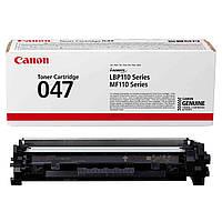 Заправка картриджа Canon 047 для принтера i-sensys LBP112, LBP113w, MF112, MF113w