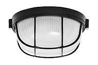Светильник MAGNUM MIF 012 60W E27 черный с решеткой, фото 1