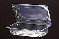 Пластиковая упаковка для салатов и полуфабрикатов  ПС-120