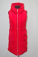 Хит!!! Очень красивая женская удлиненная жилетка фабричный Китай , фото 1