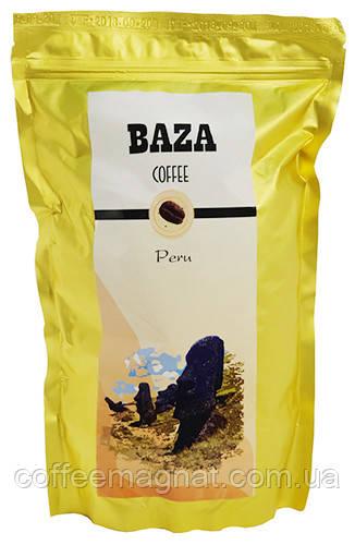 Кофе в зернах Baza Перу (арабика) 500 г