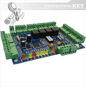 Сетевой контроллер ABLE RS485-04
