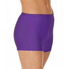 Спортивные детские шорты для танцев Фиолетовый