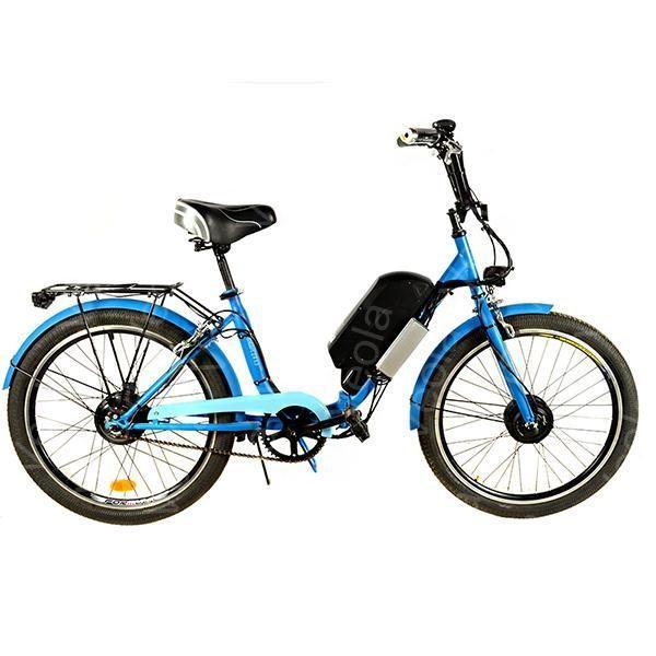 Электровелосипед SMART24-XF07-08 полноприводный (2х350W/36V литиевый аккумулятор 15,6Ah)