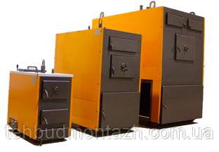 Промислові котли з ручним завантаженням палива, модель 100Р, 100 кВт