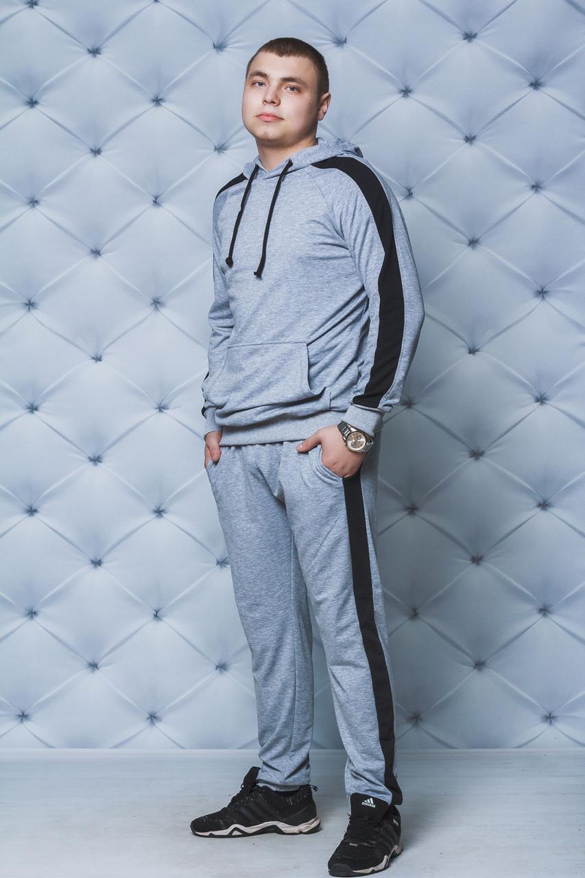 Спортивный костюм мужской с лампасами фото