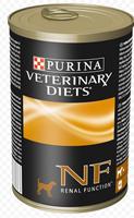Консерва для собак Purina (Пурина) Veterinary Diets NF Renal Canine для поддержания функции почек 400г