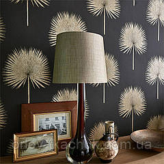 Обои Fan Palm Glasshouse Wallpapers Sanderson