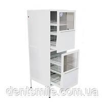 Шкаф медицинский бактерицидный ШМБ 30
