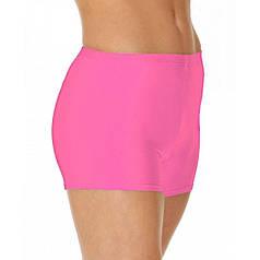 Спортивные детские шорты для танцев Розовый