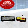 Плаваючі блоки для ванної Just Think Toys Буксир і баржа (22092), фото 2