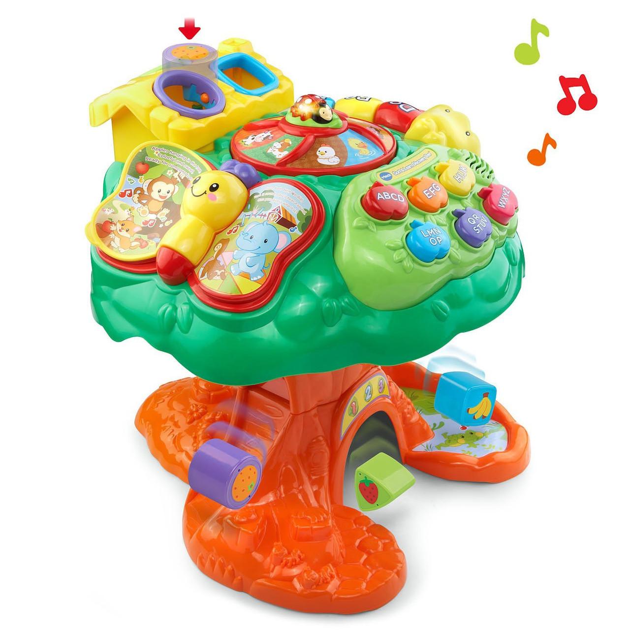 """Детский развивающий столик """"Сказочное дерево"""", VTech США"""