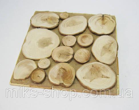 Деревянная подставка под горячую кружку, фото 2