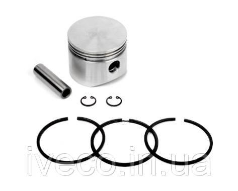 Поршень компрессора с кольцами RVI Magnum, Premium, Midlum, Kerax, 5001830855, 482733434551, 5000249628