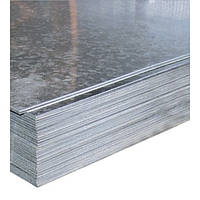 Оцинкованный лист 0,35мм ровный (1мх2м)