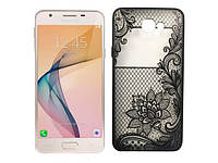 Накладка для Huawei Y3 2017 Rock Tatoo Art Case Fantasy Flowers