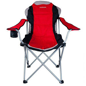 Кресло складное с регулируемым наклоном спинки Ranger FC 750-052