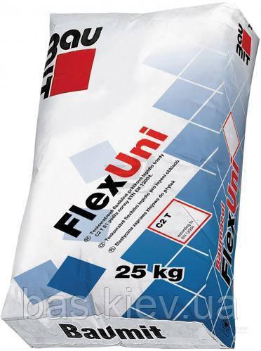 Клей для плитки Baumit  Flex Uni 25 кг