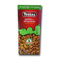"Шоколад молочный с миндалем (без сахара и глютена) "" Torras Stevia "" 125 g"