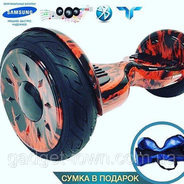 Гироскутер Samsung АКБ 10.5 Червоний